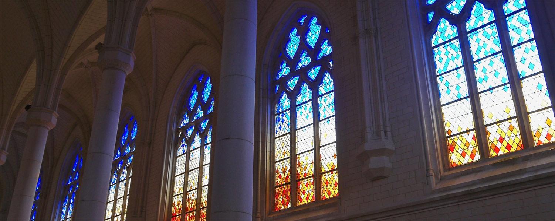 Église Saint-Cyr et Sainte-Julitte à Saint-Cyr-en-Retz