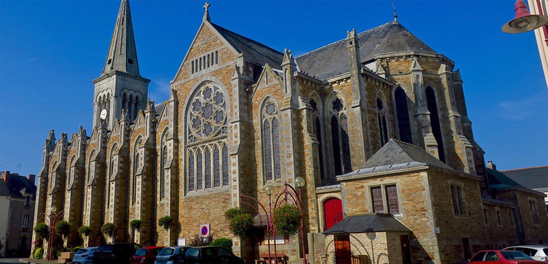 Église Saint-Martin à Fay-de-Bretagne