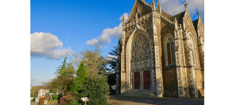 Église Saint-Martin de Rouans