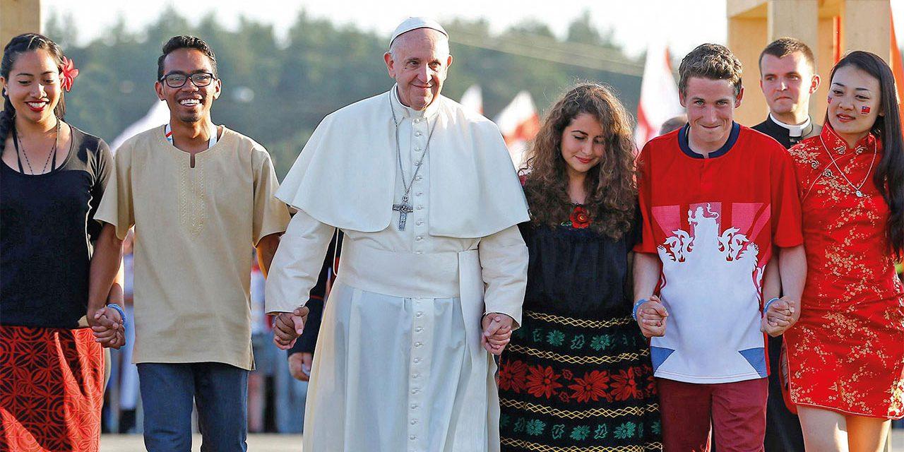 Semaine missionnaire mondiale « Avec les jeunes, portons l'Evangile à tous »