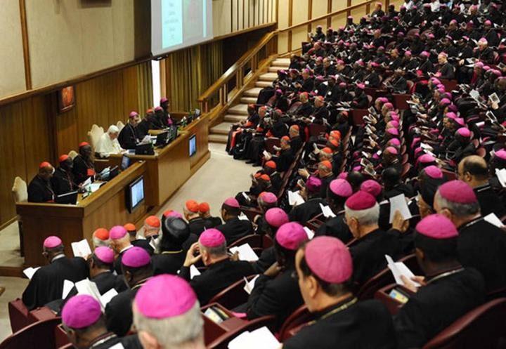 Octobre sera synodal !