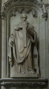 Saint Clair (Cathédrale de Nantes)