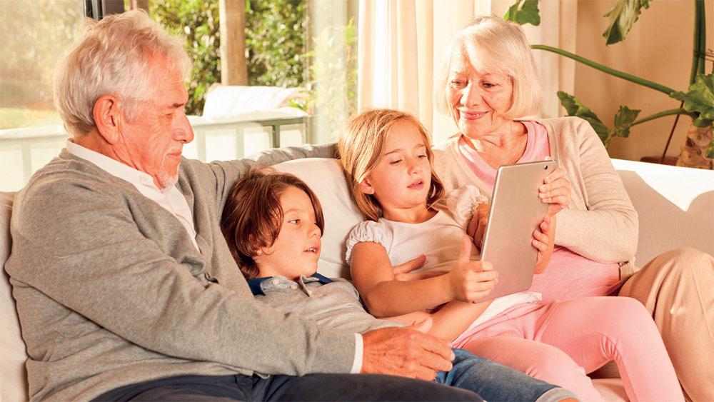 Journée des Grands-Parents Chrétiens