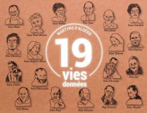 Martyrs d'Algérie - 19 vies données