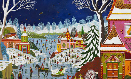 Lucia : Noël slave à Nantes
