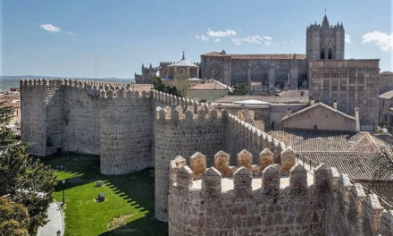 Pèlerinage à Avila du 12 au 17 octobre 2019