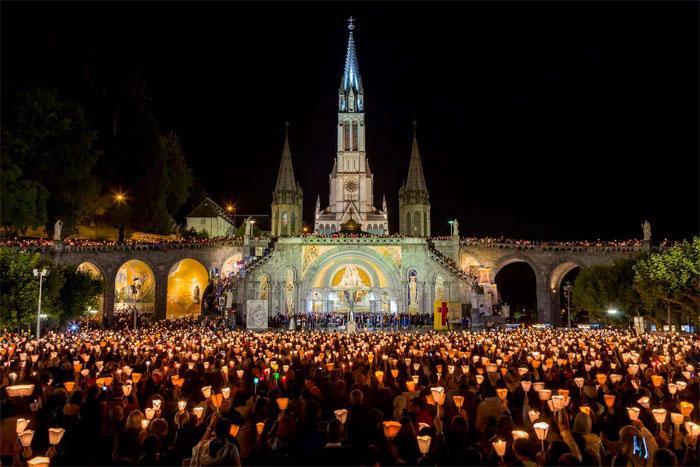 Pèlerinage Diocésain de Lourdes du 8 au 13 avril 2019