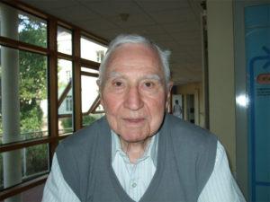 Père Alain Chantreau