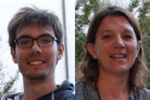 Clément HORHANT et Anne-Marie MAËTZ