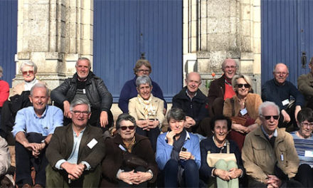 23 mars 2019 : Sortie annuelle des parents de prêtres, religieux et religieuses