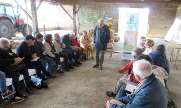 """Label """"Eglise verte"""" : réunion des groupes de Loire-Atlantique"""