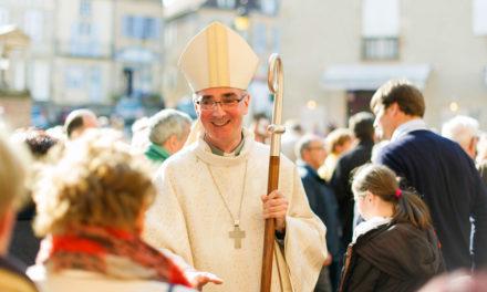 Mgr Percerou nommé Evêque de Nantes