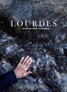 L'affiche du film « Lourdes »
