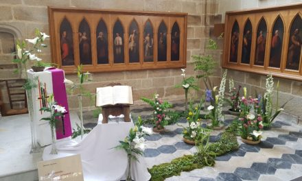 Les Floralies à la Cathédrale : un bouquet de sacrements