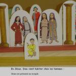 Jésus au temple