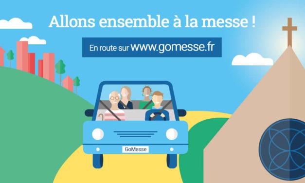 GoMesse : allons ensemble à la messe !