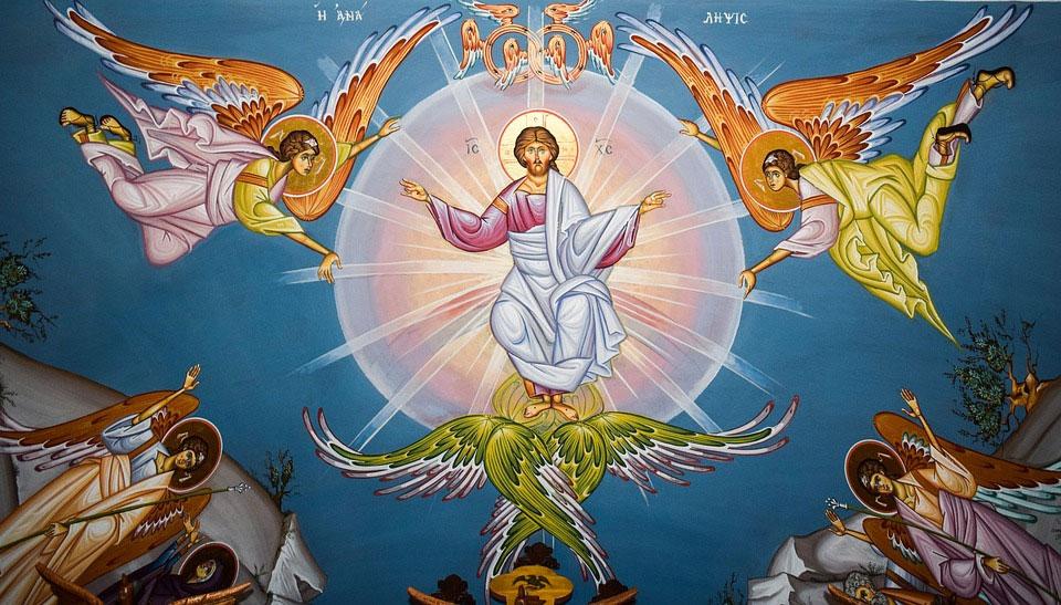 Fête de l'Ascension dans le diocèse de Nantes