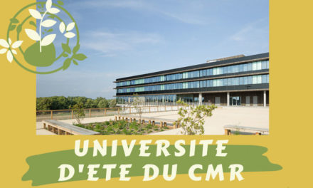 Universités d'été du CMR