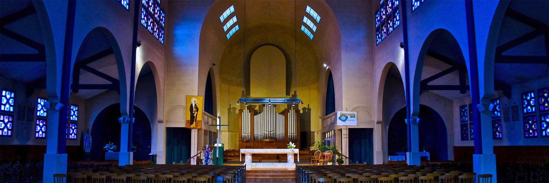Église Notre-Dame de Lourdes  (paroisse Sainte-Catherine-du-Petit-Port)