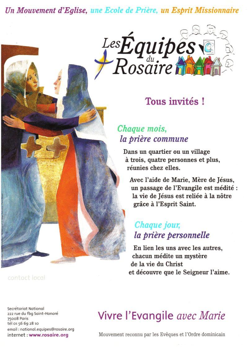 """Résultat de recherche d'images pour """"équipe du rosaire"""""""