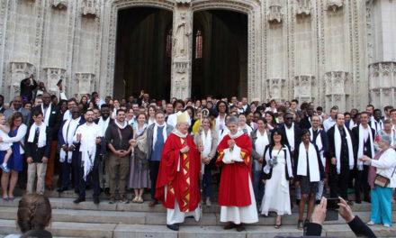 177 adultes confirmés à la Pentecôte