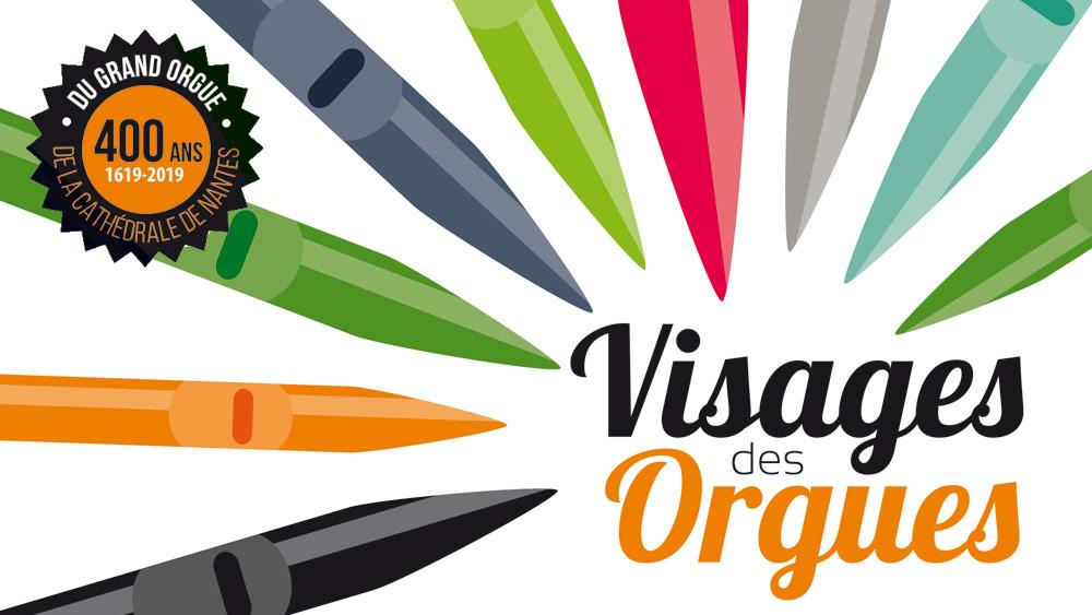 Aout 2019 – Festival Visages des Orgues à la Cathédrale de Nantes