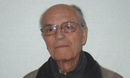 24 juin 2019 : Décès du père Maurice Gaborit