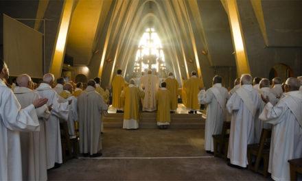 Nominations de prêtres, diacres et laïcs à compter du 1er septembre 2019