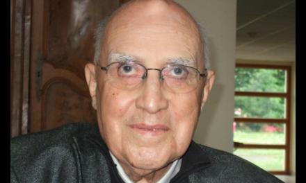 9 juillet 2019 : Décès du père Xavier Dubreil