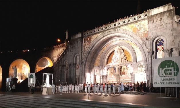 Pèlerinage annuel de Lourdes Cancer Espérance