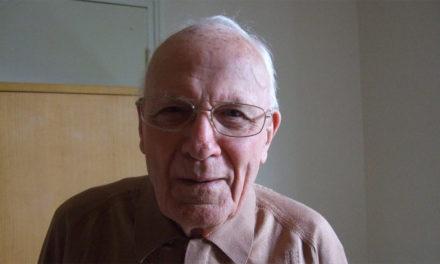 24 août 2019 : Décès du père Joseph MERCIER