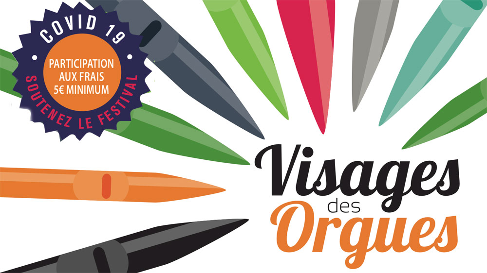 Festival Visages des Orgues à la Cathédrale de Nantes