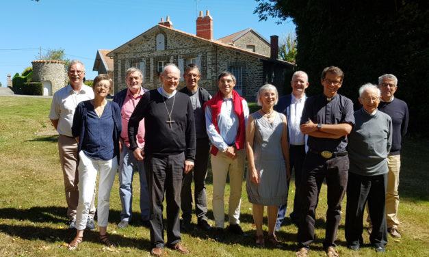 Conseil épiscopal élargi : la rentrée