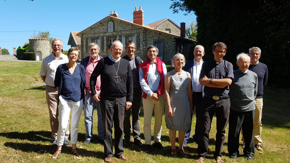Session de rentrée à Moval - septembre 2019