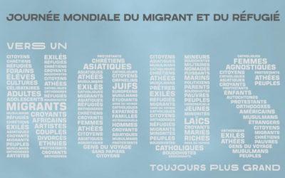 107ème journée mondiale du migrant et du réfugié