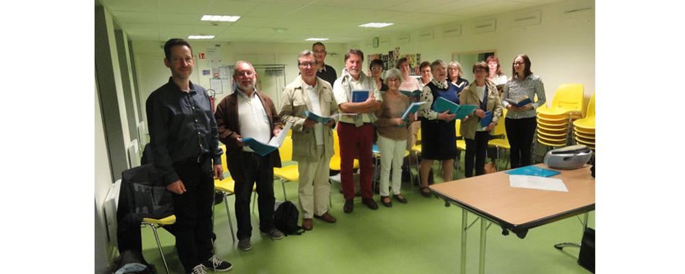 L'association grégorienne de Nantes propose des cours de chant