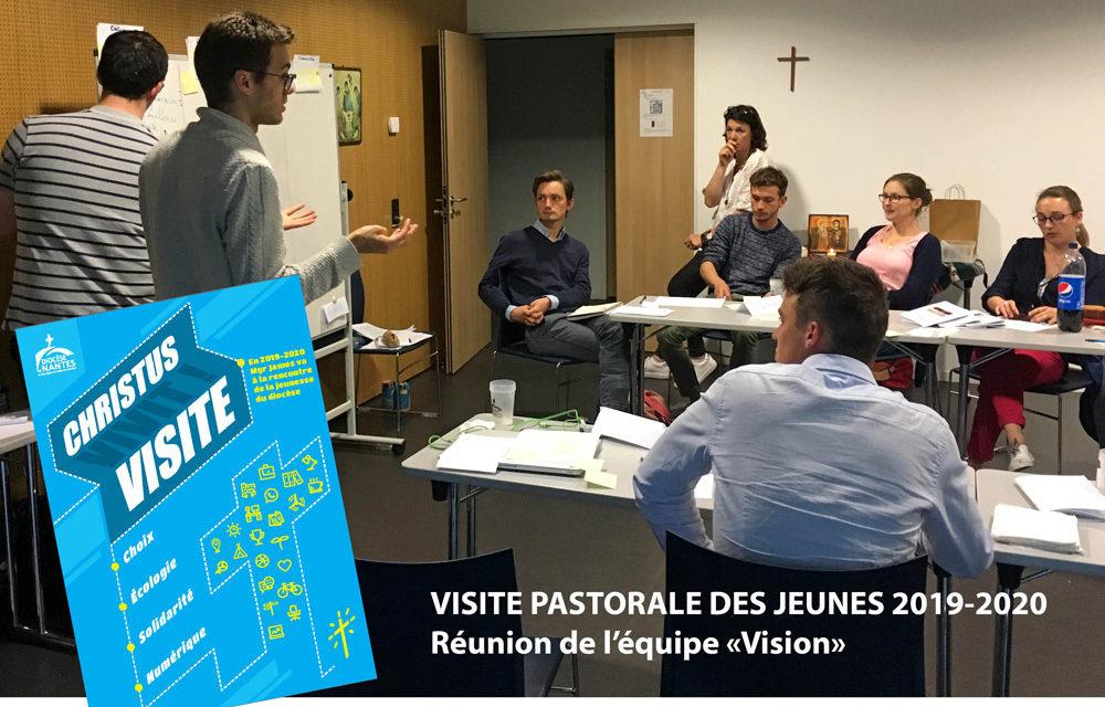 Christus visite : la visite pastorale de l'année