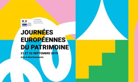 36e édition des Journées Européennes du Patrimoine