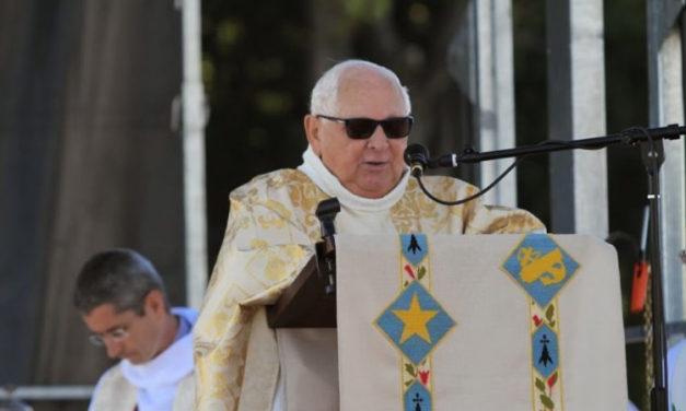 16 septembre 2019 : Décès du père Alexis MAINGUY