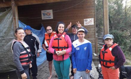 Une belle réussite pour la journée Handilac au lac d'Abbaretz