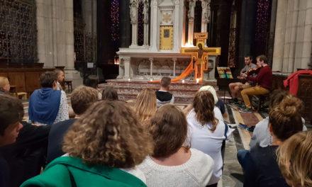 Les prières de Taizé à Nantes