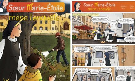 Les aventures de Sœur Marie-Etoile : Le 2nd tome arrive