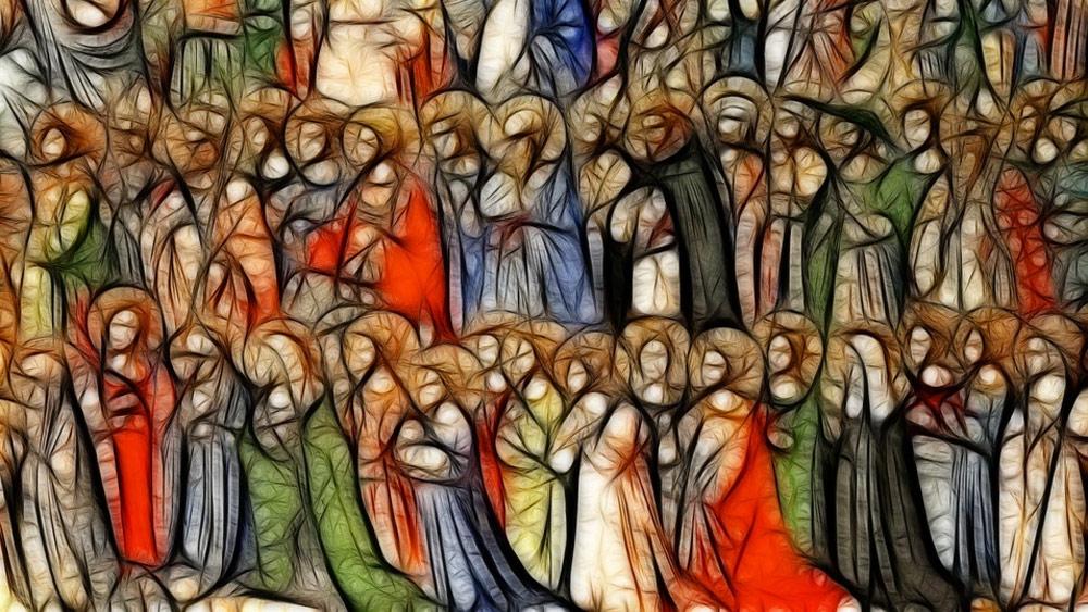 La fête de la Toussaint dans le diocèse de Nantes
