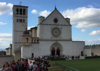 Basilique St François Assise