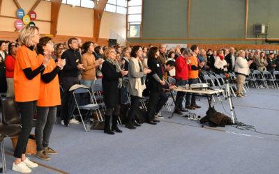 Les paroisses de l'Erdre réunies pour un élan missionnaire