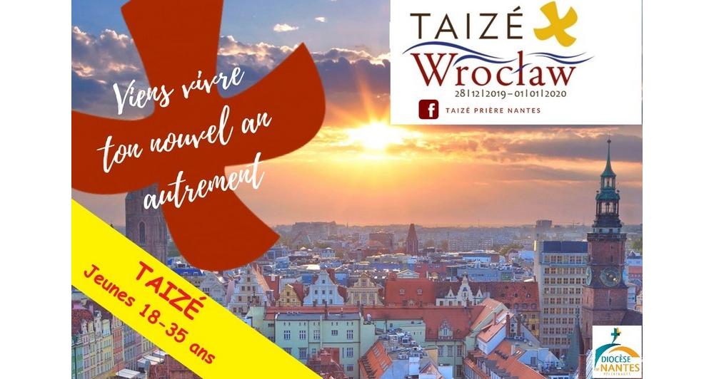 Rencontres européennes de Taizé à Wroclaw