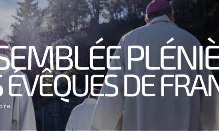 Assemblée plénière des Évêques de France à Lourdes