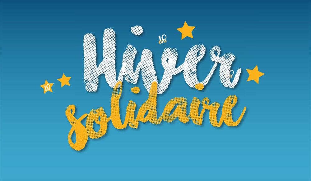 « Hiver solidaire » met les sans-abri à l'abri.