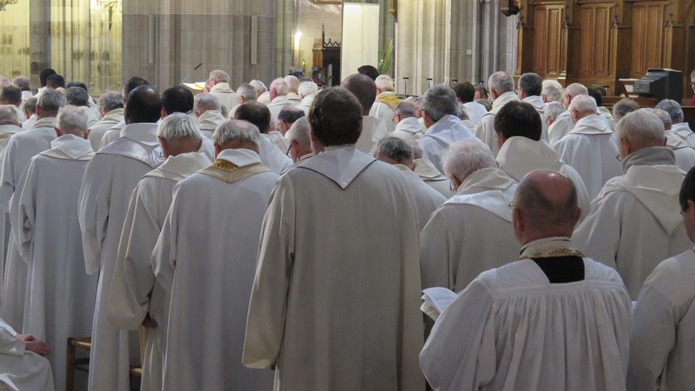 Programme 2021 / 2022 pour les prêtres du diocèse