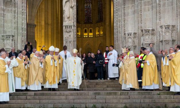 Etre évêque à Nantes, ça n'a pas été monotone !